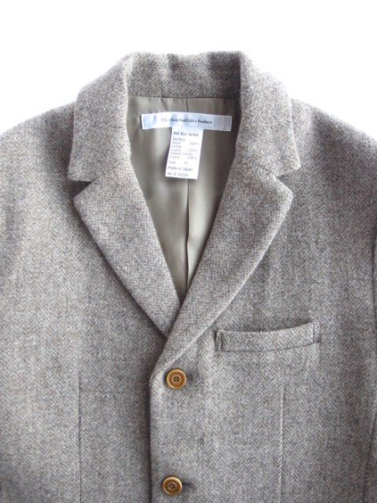 EEL BELLBOY JACKET  (BEIGE)2