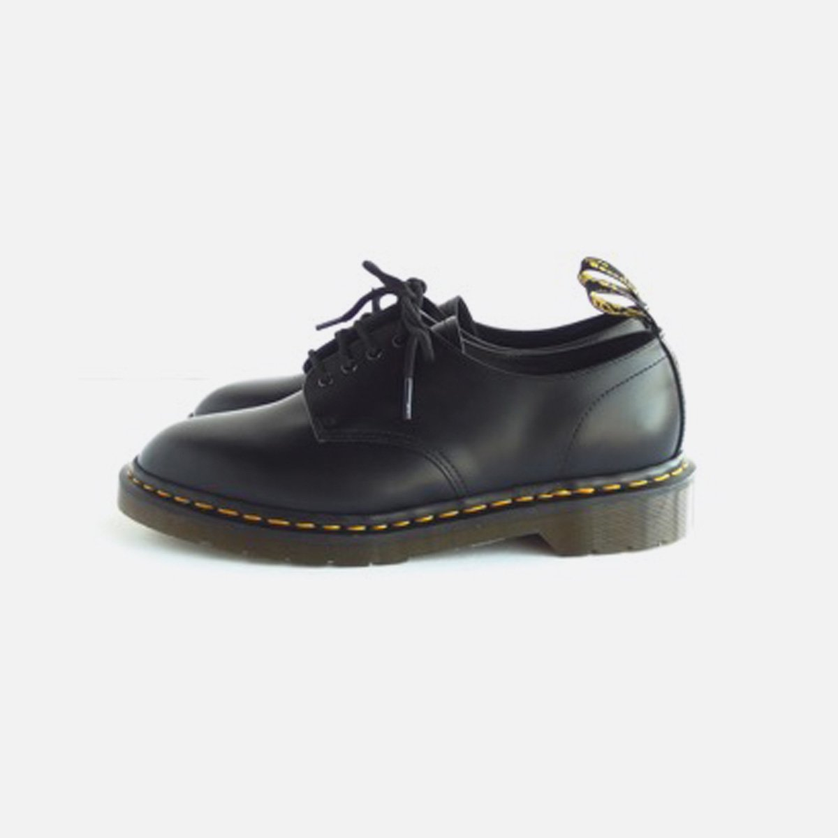 Engineered Garments × Dr.Martens Ghillie Lace -Classic Smooth Leather -  (BLACK)