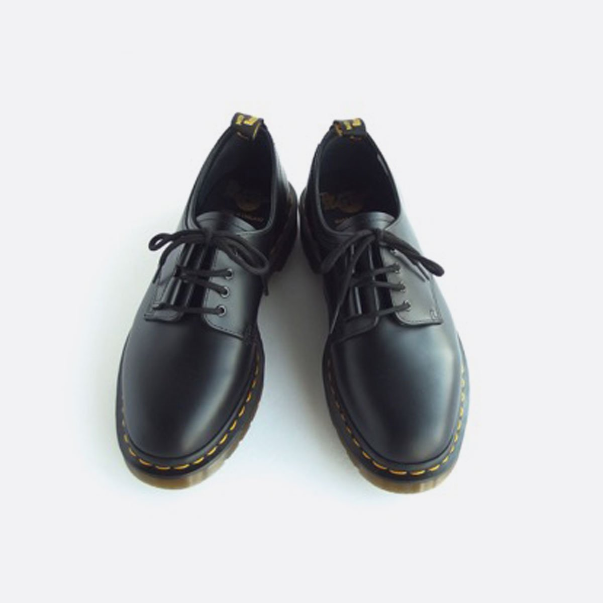 Engineered Garments × Dr.Martens Ghillie Lace -Classic Smooth Leather -  (BLACK)2