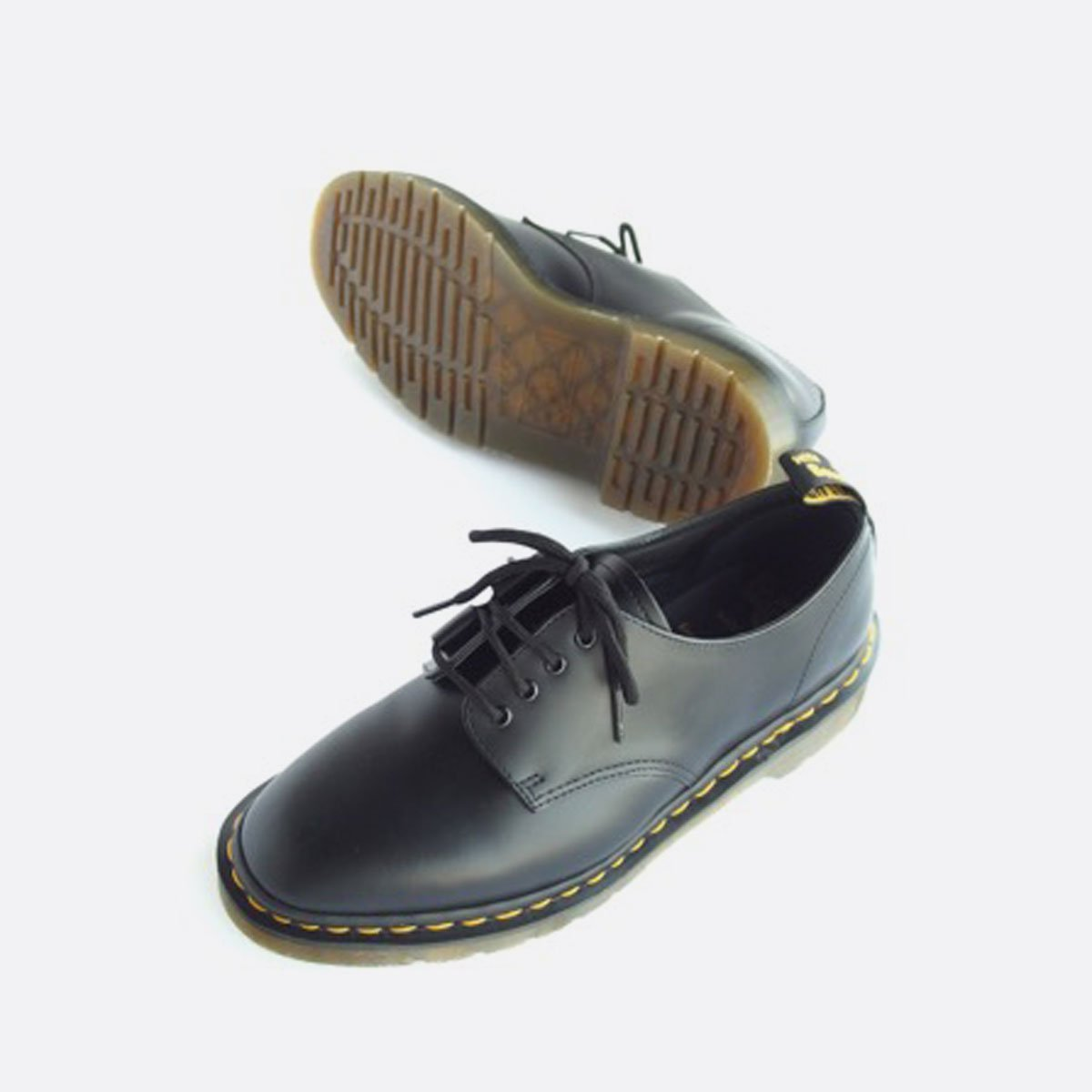 Engineered Garments × Dr.Martens Ghillie Lace -Classic Smooth Leather -  (BLACK)3