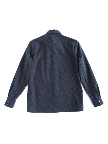 山内 COTTON SHIRTS  (black)4