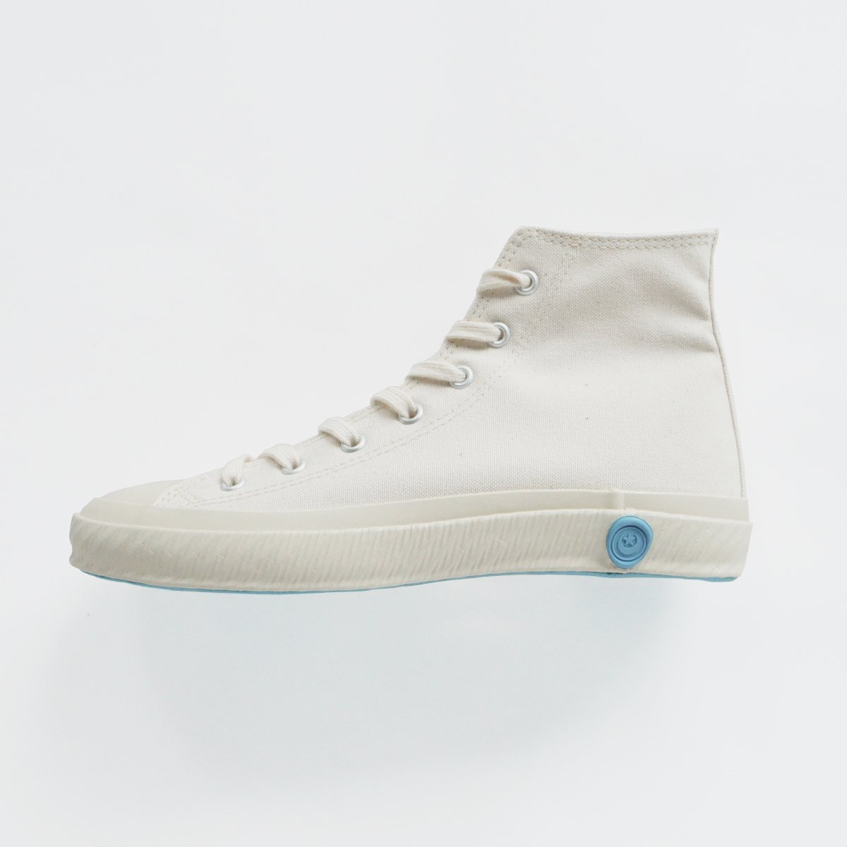 SHOES LIKE POTTERY CANVAS SNEAKER HI (WHITE)