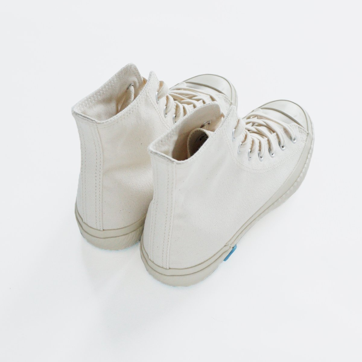 SHOES LIKE POTTERY CANVAS SNEAKER HI (WHITE)4