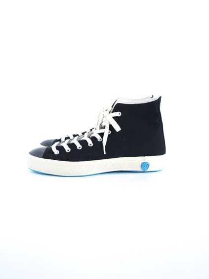 SHOES LIKE POTTERY CANVAS SNEAKER HI (BLACK)