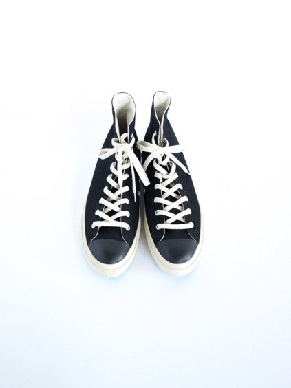 SHOES LIKE POTTERY CANVAS SNEAKER HI (BLACK)2