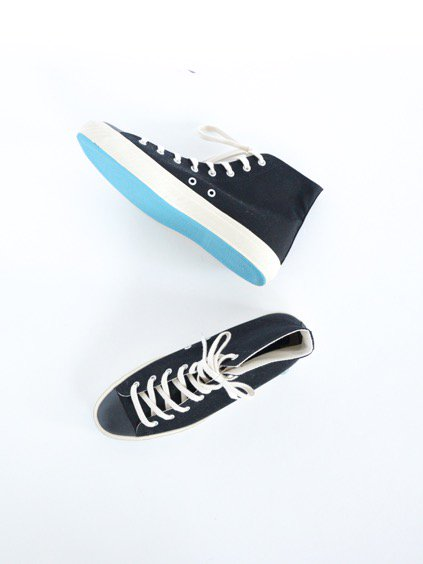 SHOES LIKE POTTERY CANVAS SNEAKER HI (BLACK)4