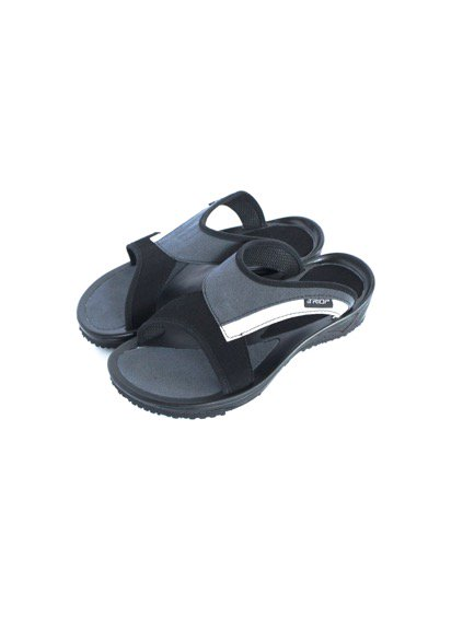 TRIOP SLIPPER UNI (BLACK/ANTHR/WHITE)