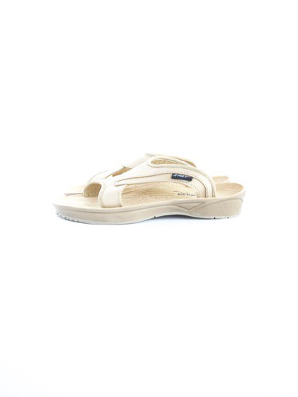 TRIOP SLIPPER KERI (BEIGE-SMOOTH)2