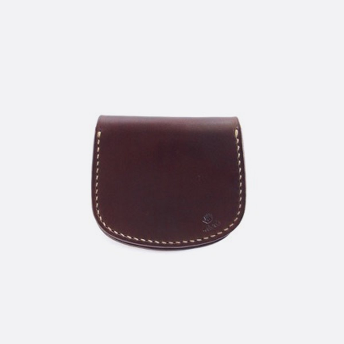 MOTO LEATHER COINCASE C1D (BROWN)