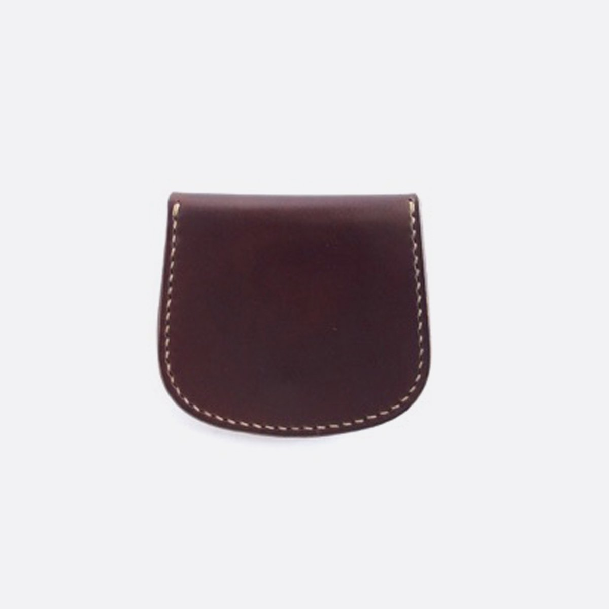 MOTO LEATHER COINCASE C1D (BROWN)2