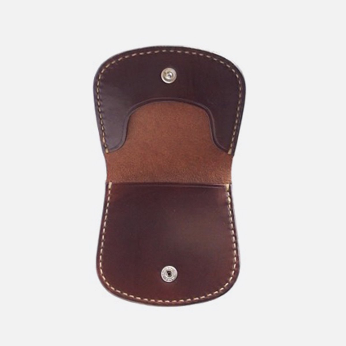 MOTO LEATHER COINCASE C1D (BROWN)3