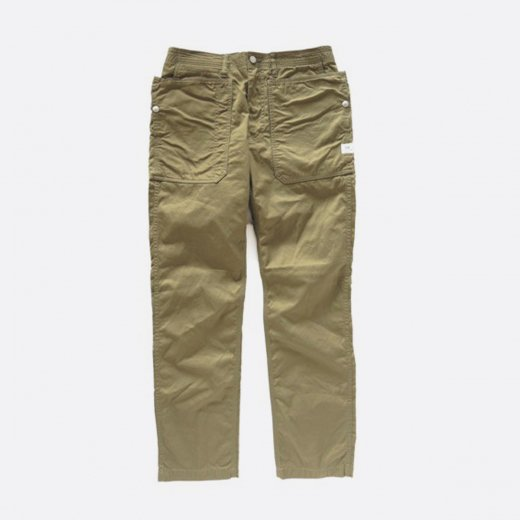 GABARDINE FALLLEAF SPRAYER PANTS