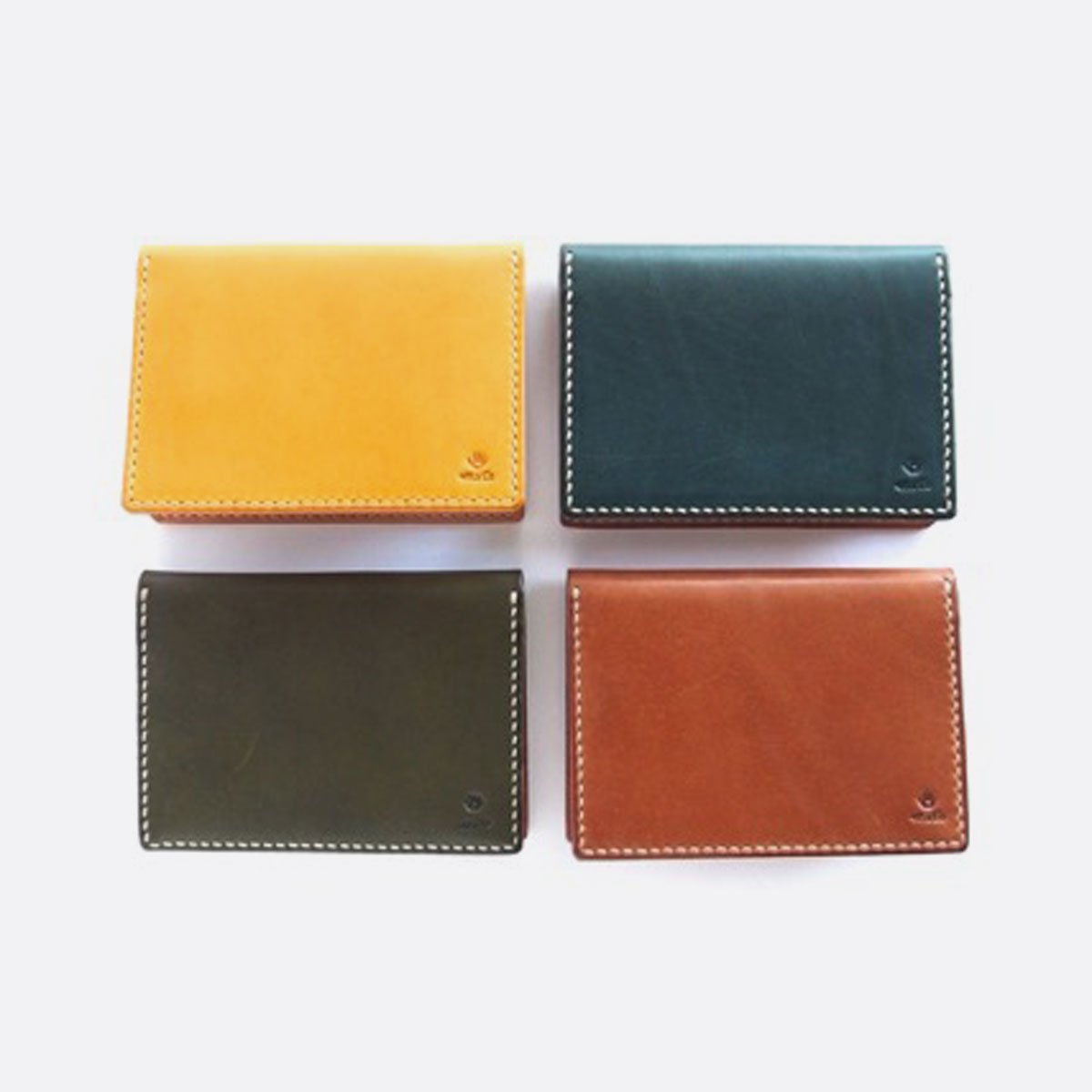 MOTO LEATHER&SILVER MOTO LEATHER CARDCASE CA1(定番5色)