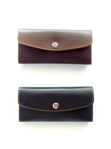 MOTO LEATHER WALLET LW2D (D.BROWN)(D.BLACK)