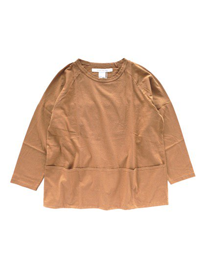 EEL TOOL TEE  (BROWN)