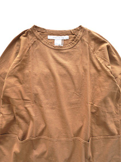 EEL TOOL TEE  (BROWN)2