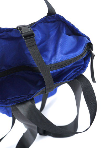 hobo Ripstop Lightweight Backpack 15L (BLUE)3