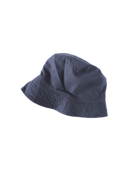 Engineered Garments  Bucket Hat - Double Cloth -  (NAVY)