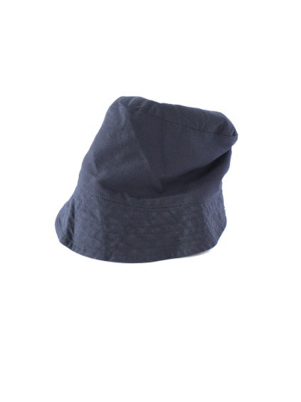 Engineered Garments  Bucket Hat - Double Cloth -  (NAVY)2