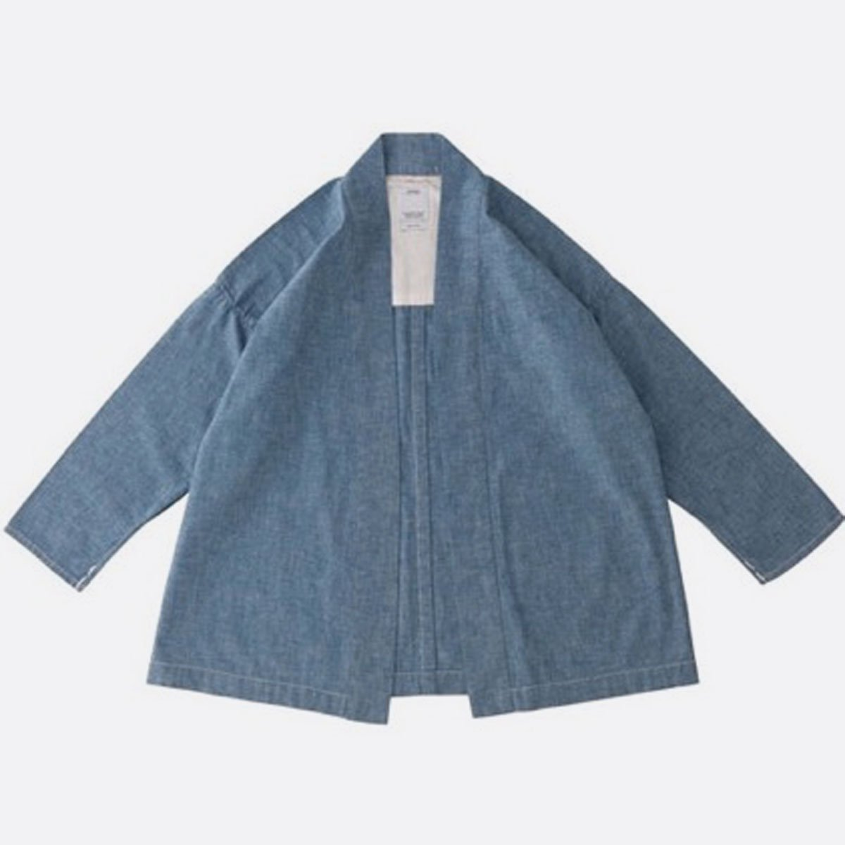 visvim  NORAGI CHAMBRAY  (BLUE)
