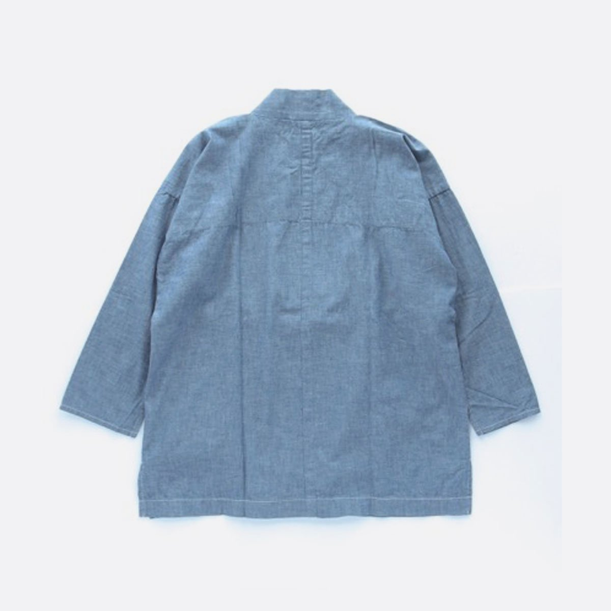 visvim  NORAGI CHAMBRAY  (BLUE)2