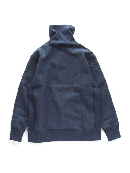 A VONTADE Turtle Neck Sweat (NAVY MIX)4