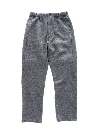 Engineered Garments KNIT TRACK PANT -SWEATER KNIT-  (Gray)