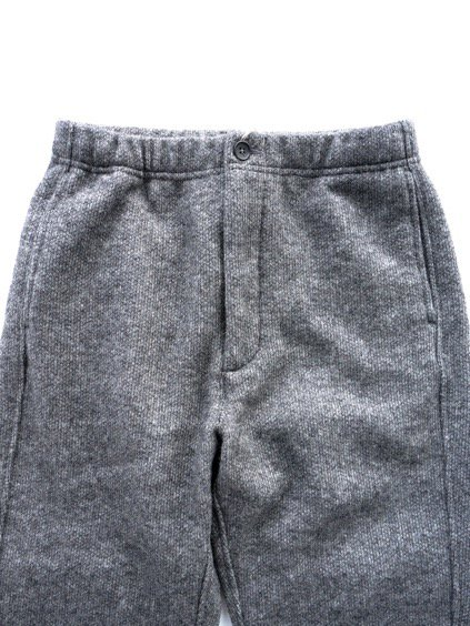 Engineered Garments KNIT TRACK PANT -SWEATER KNIT-  (Gray)2