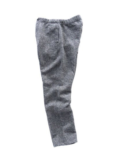 Engineered Garments KNIT TRACK PANT -SWEATER KNIT-  (Gray)3