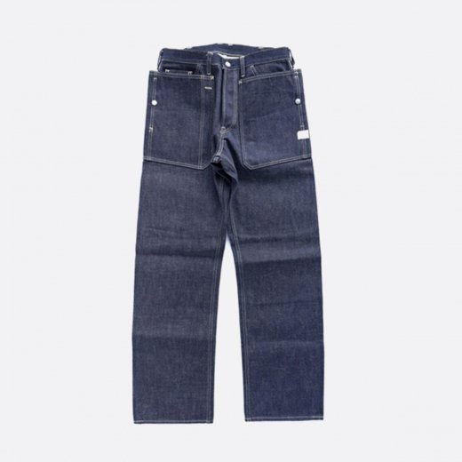 FALLLEAF R STREAM PANTS 14ozDENIM
