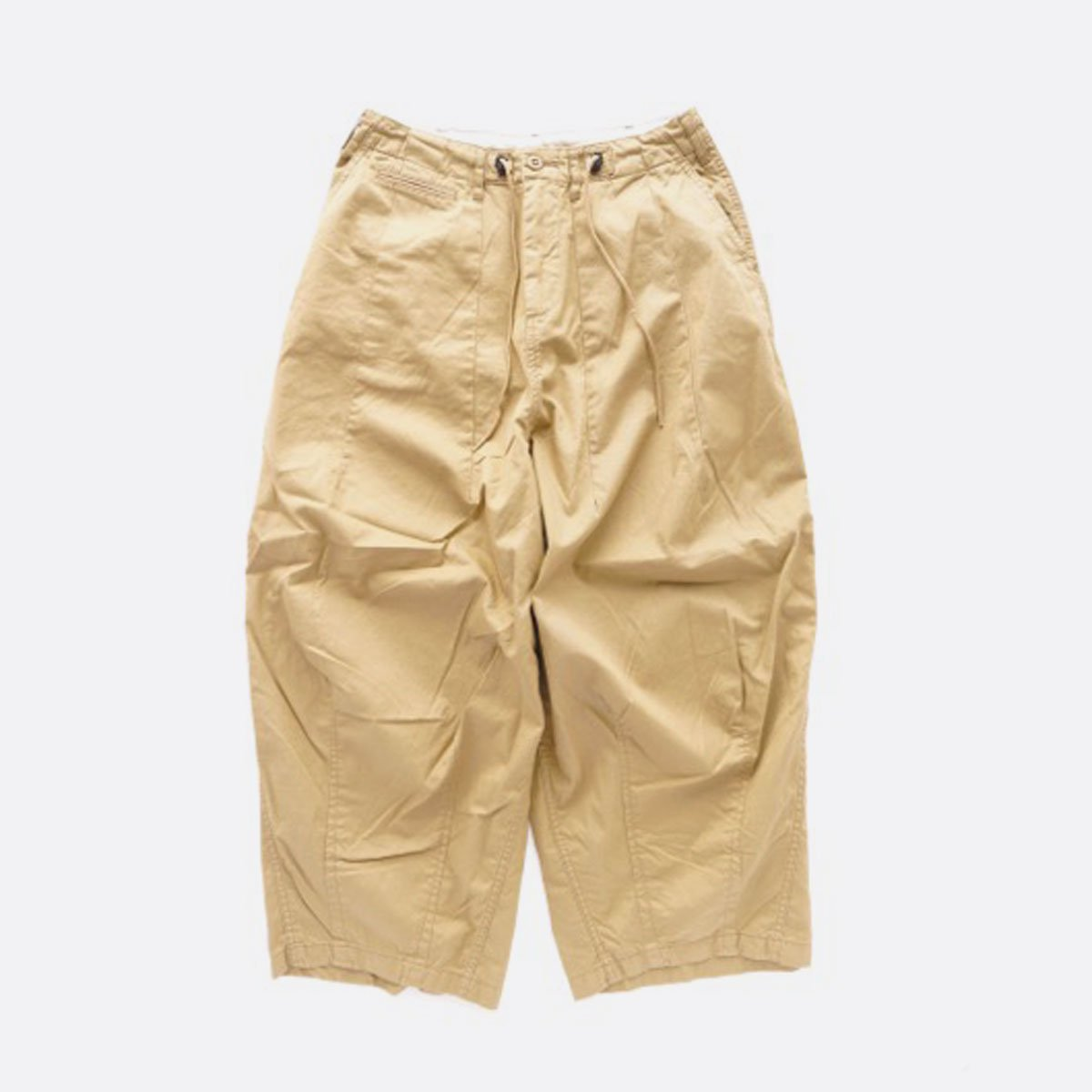 NEEDLES  H.D.Pant -Military  2019SS (khaki)