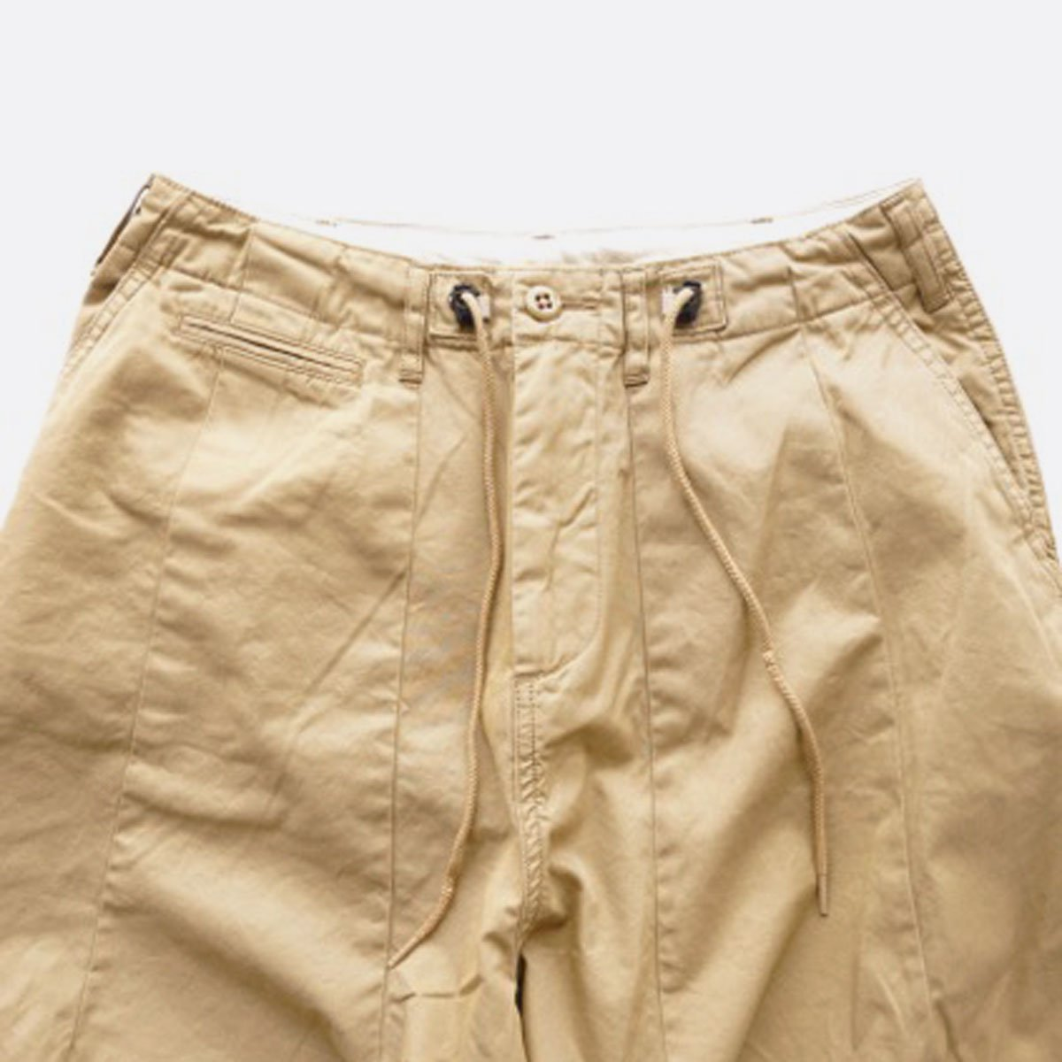 NEEDLES  H.D.Pant -Military  2019SS (khaki)4