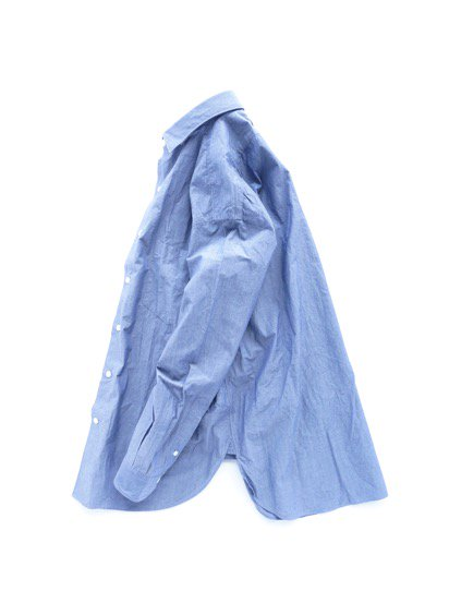 Phlannel Anonymous Shirt - Lady's - (Blue)3