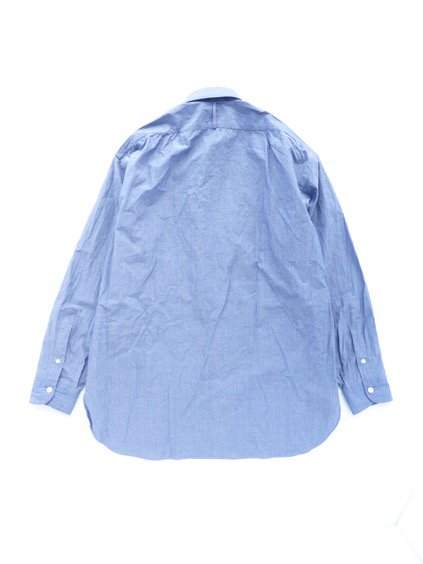 Phlannel Anonymous Shirt - Lady's - (Blue)4