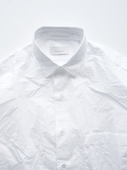 Phlannel Anonymous Shirt - Lady's -  (White)2