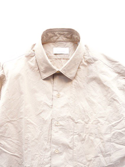 Phlannel Anonymous Shirt (Beige)2