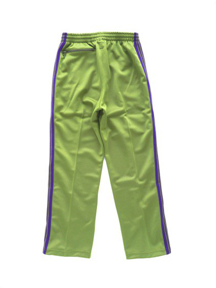 NEEDLES  TRACK PANT - POLY SMOOTH  (LT.GREEN)4