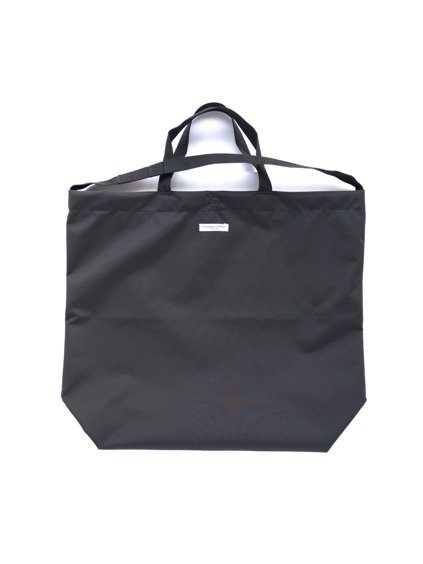 Engineered Garments Carry All Tote - Pack Cloth -  (BLACK)