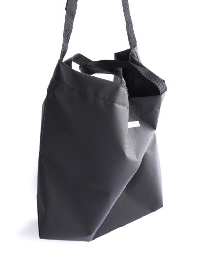Engineered Garments Carry All Tote - Pack Cloth -  (BLACK)3