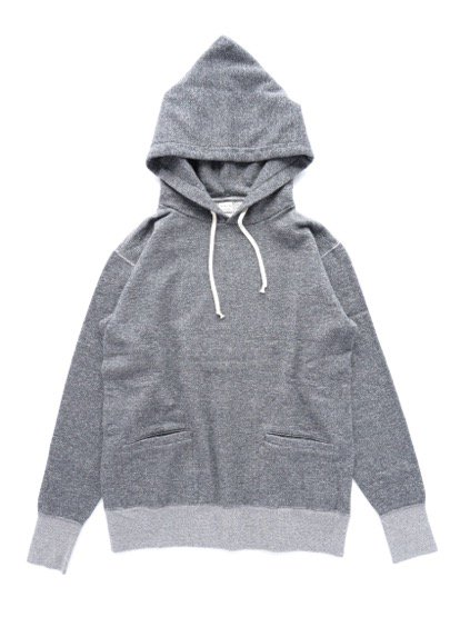 ENTRY SG PULLOVER SWEATPARKA 'CURRENT' (GRAPHITE)