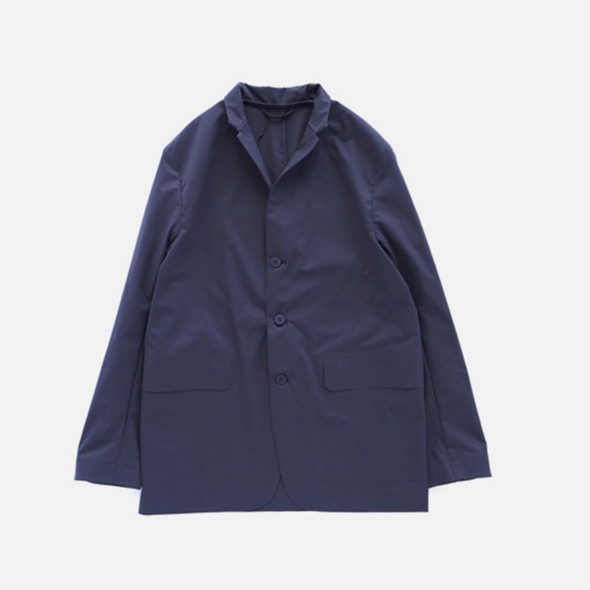 DESCENTE PAUSE PACKBLE JACKET (NAVY)
