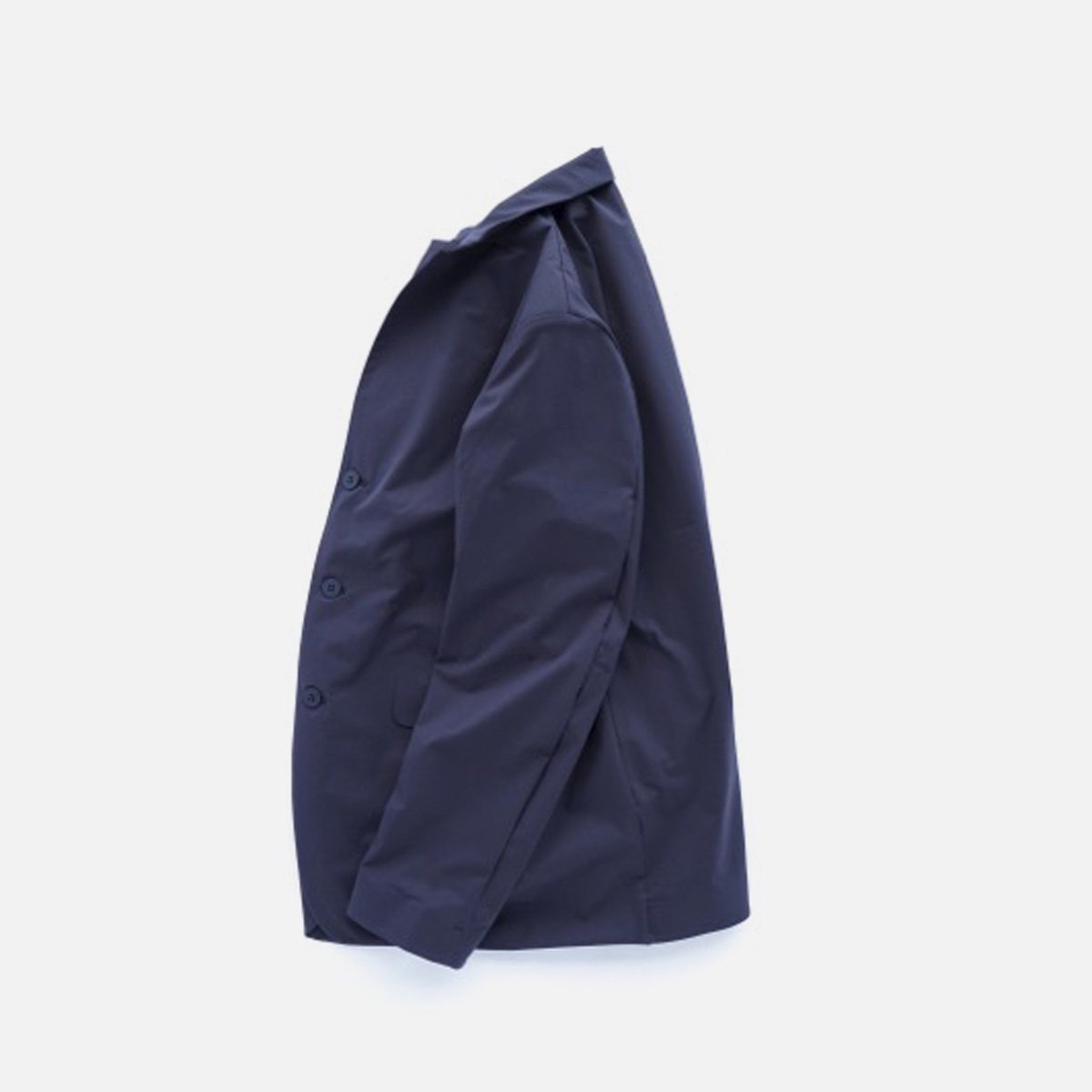 DESCENTE PAUSE PACKBLE JACKET (NAVY)3