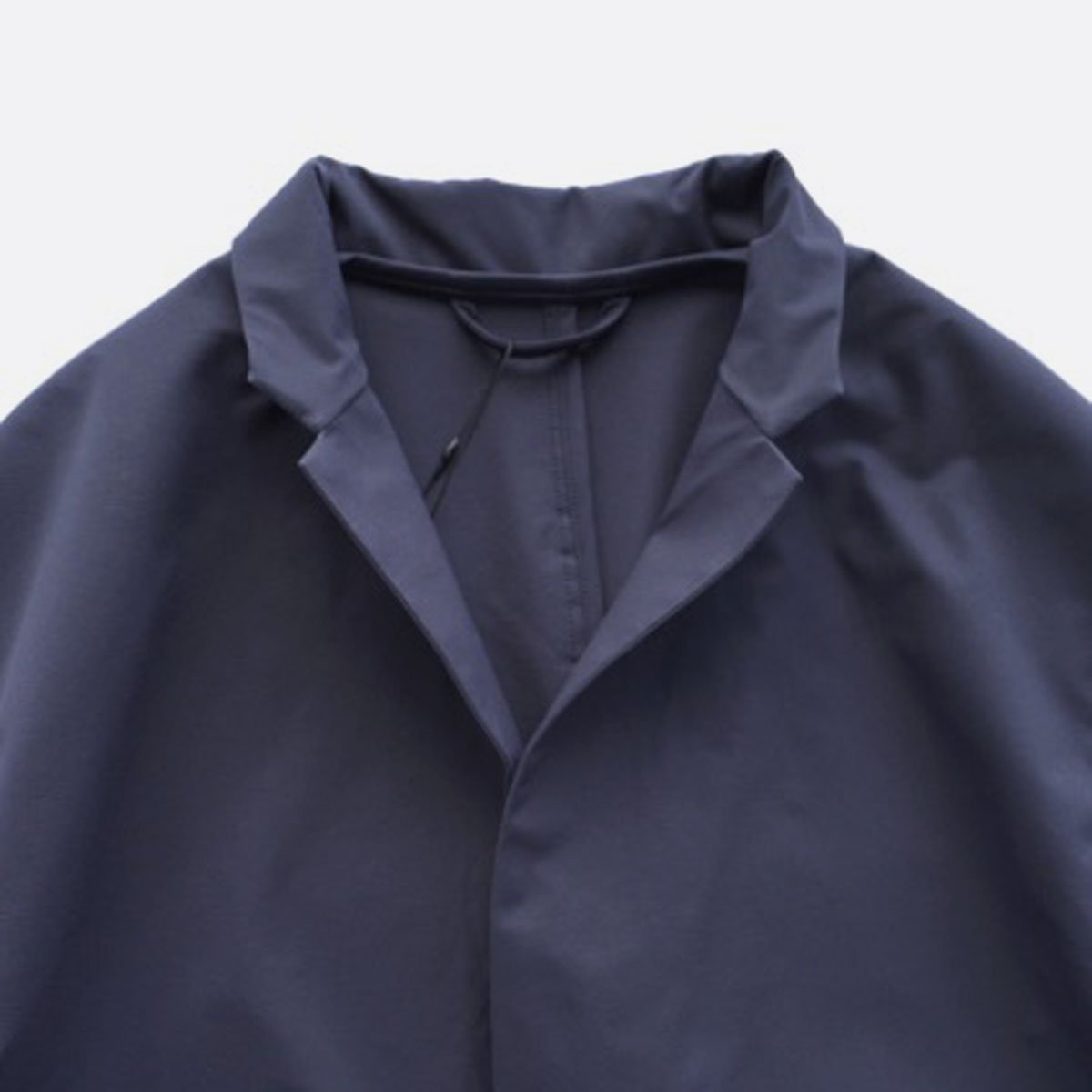 DESCENTE PAUSE PACKBLE JACKET (NAVY)4