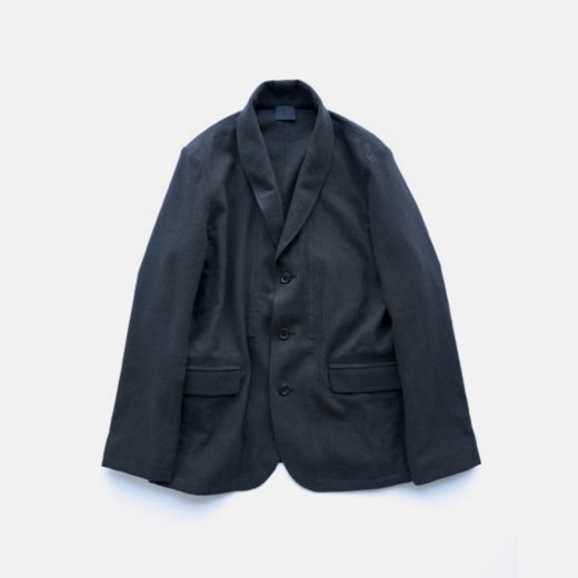 <img class='new_mark_img1' src='https://img.shop-pro.jp/img/new/icons39.gif' style='border:none;display:inline;margin:0px;padding:0px;width:auto;' />COTTON LINEN OX SHAWL COLLAR JACKET
