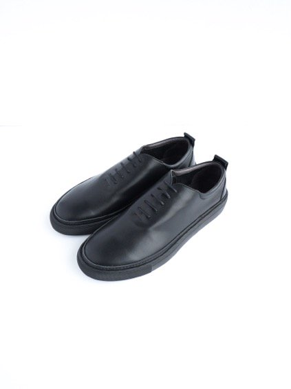 Ouur RACE UP SNEAKER (BLACK)