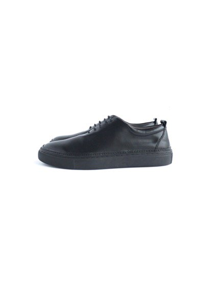 Ouur RACE UP SNEAKER (BLACK)2
