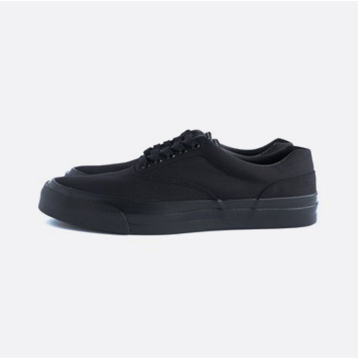SPECTUS SHOE CO. Solid Kicks no.2 (BLACK/BLACK)