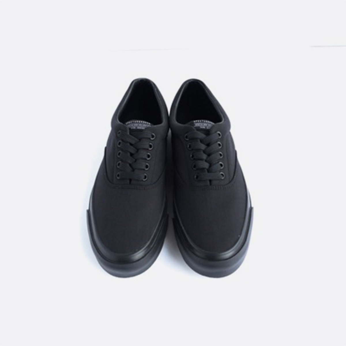 SPECTUS SHOE CO. Solid Kicks no.2 (BLACK/BLACK)2