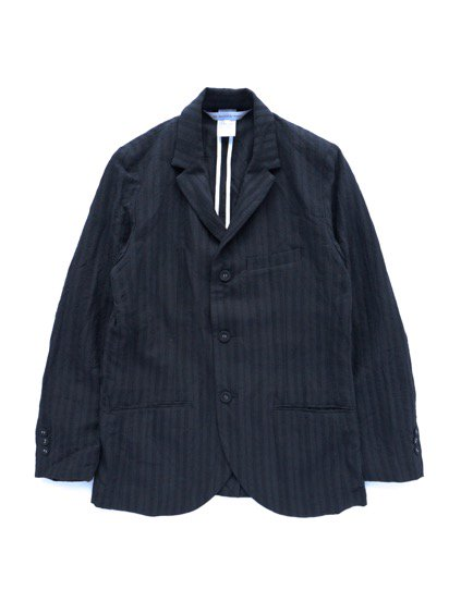 EEL BELLBOY JACKET  (NAVY STRIPE)