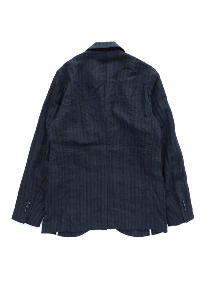 EEL BELLBOY JACKET  (NAVY STRIPE)4